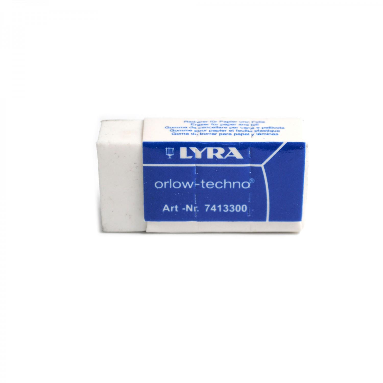 Radiera Lyra 42 x 18 x 11 mm