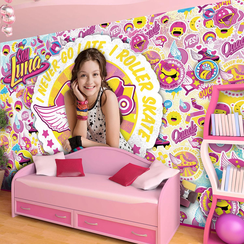 Fototapet copii duplex Disney Soy Luna 3593P4 254 x 184 cm