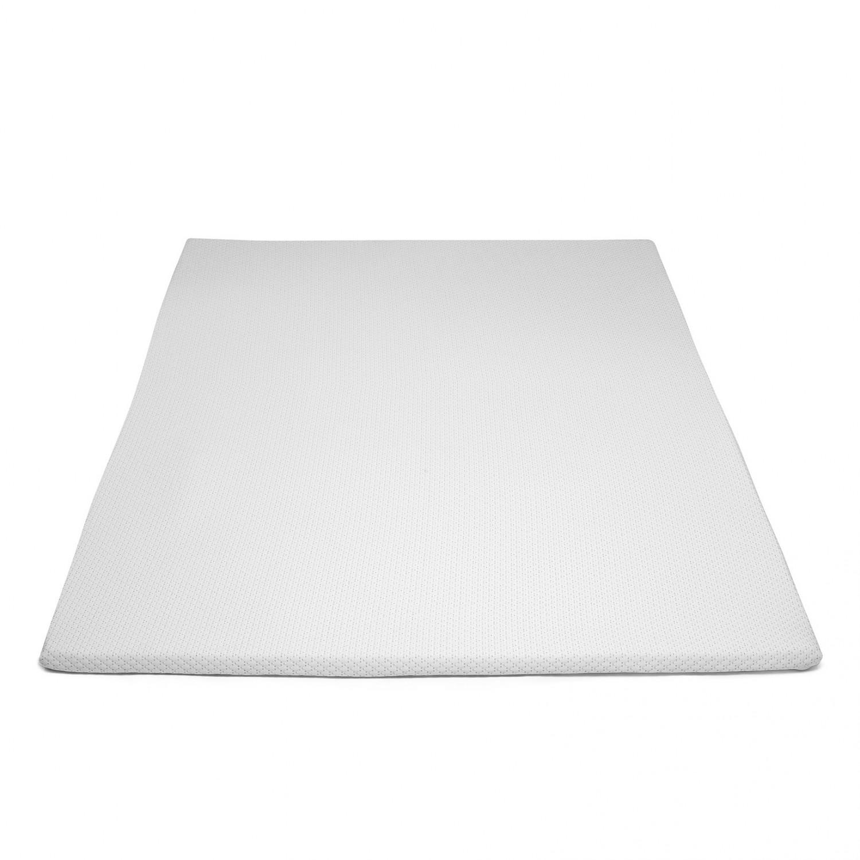 Topper saltea Bedora Argentum Latex, cu spuma latex, 160 x 200 cm