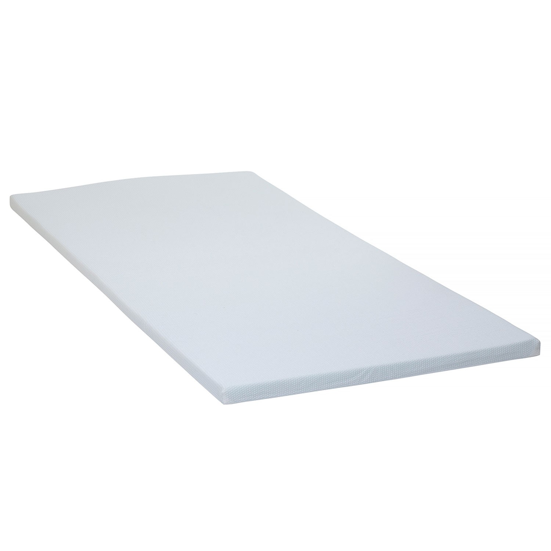 Topper saltea Bedora Cool Sense cu spuma poliuretanica + gel rece 90x200 cm