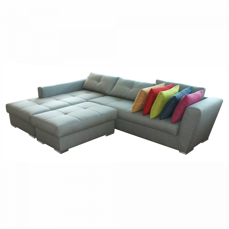 Coltar living fix pe dreapta Cosmo 3-OT-TAB, diverse culori, 300 x 192 x 90 cm, 3C
