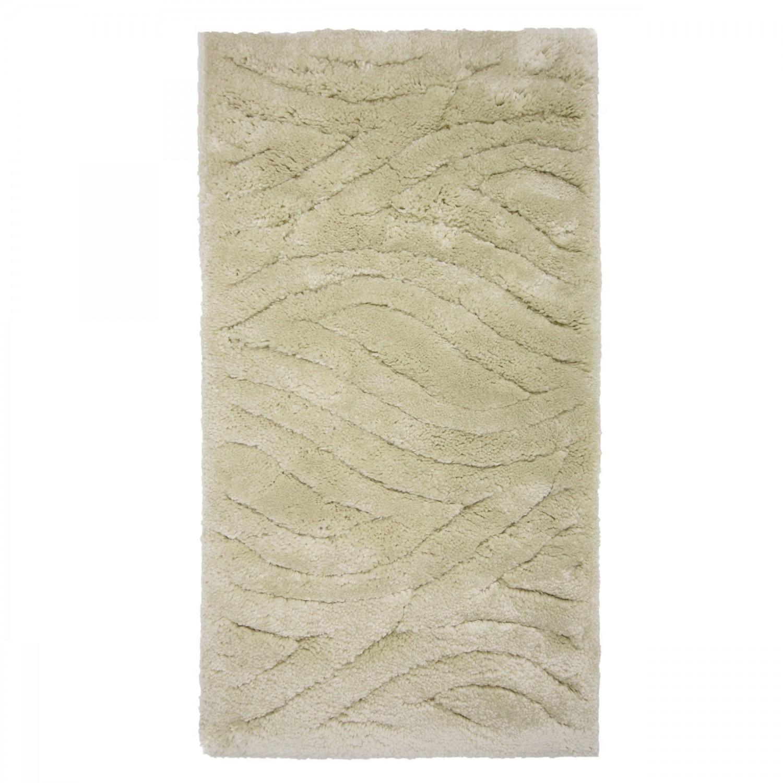 Covor living / dormitor Oriental Weavers Snow Shaggy W 623/Y20 polipropilena BCF dreptunghiular alb 200 x 285 cm