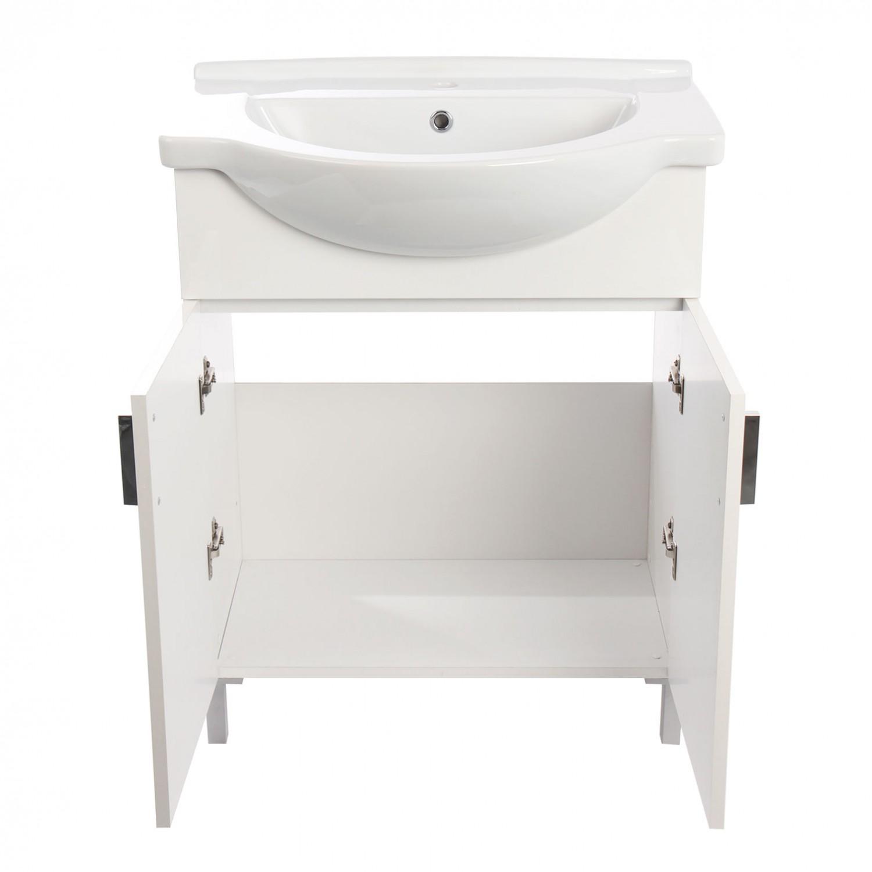 Dedeman mobilier baza paris cu lavoar 65 cm dedicat for Mobilier paris