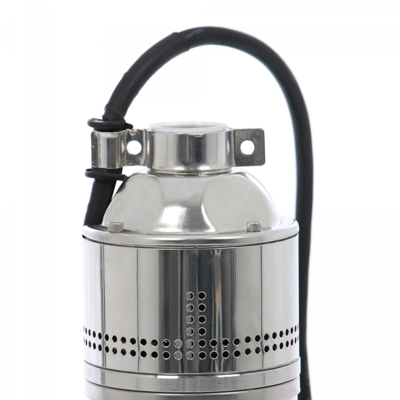 Pompa submersibila ape curate Wasserkonig WTX 3000-48, 2.7 mc/h, H max. 48 m, 2850 RPM, 1100 W