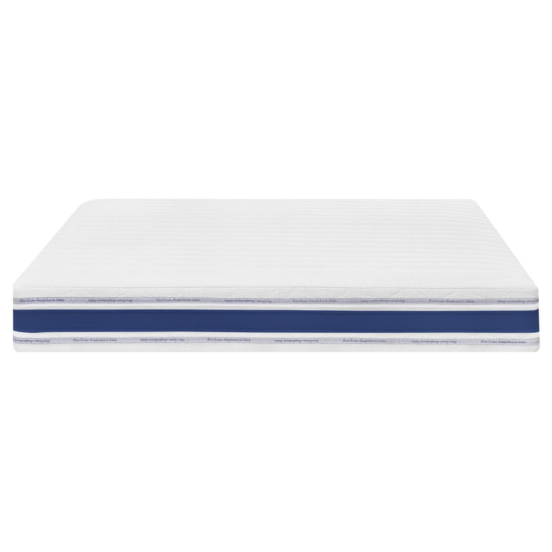 Saltea pat Bien Dormir Optimus Pocket, ortopedica, 1 persoana, cu spuma poliuretanica, cu arcuri, 120 x 200 cm