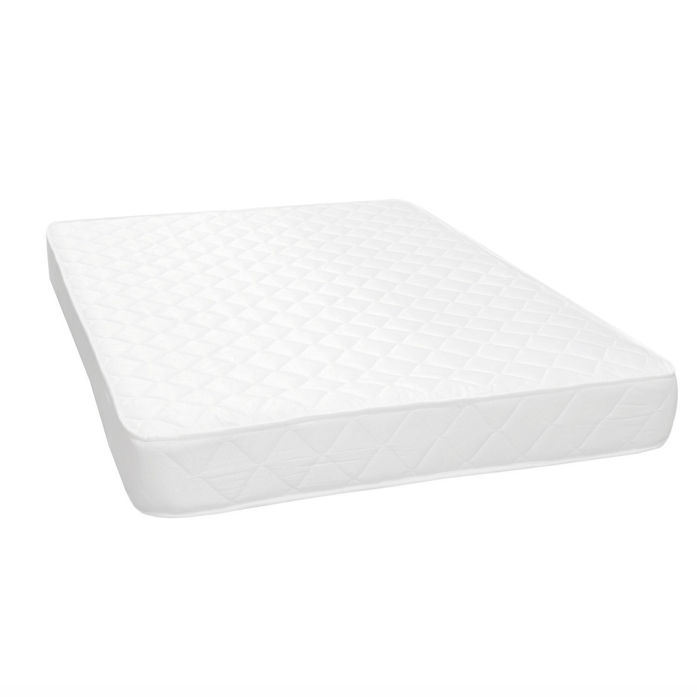 Saltea pat Prestige Elegant, superortopedica, cu spuma poliuretanica, cu arcuri, 180 x 200 cm