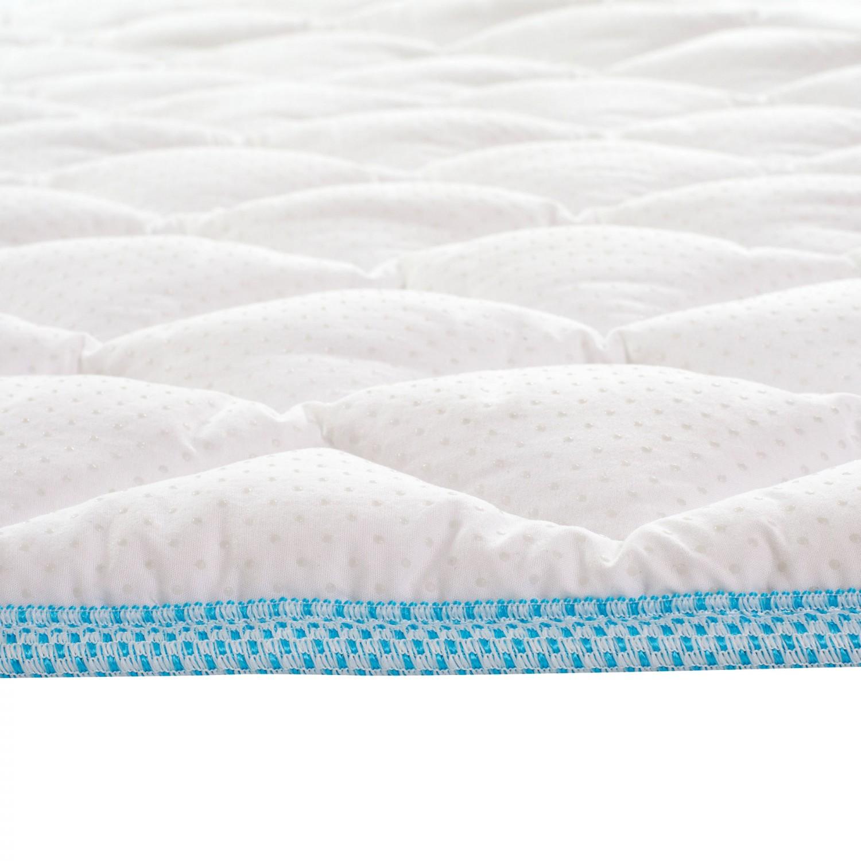 Protectie canapea Bedora, cu fibre siliconice, 140 x 190 cm