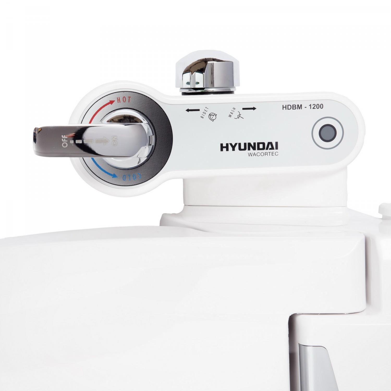 Bideu non - electric, Hyundai HDBM-1200, alb