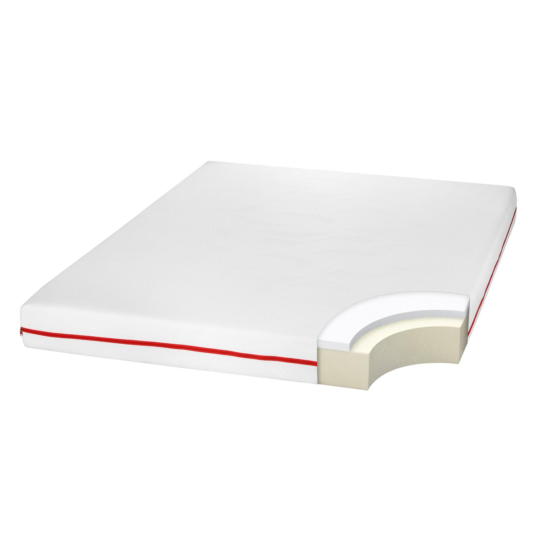 Saltea pat Bedora Confort Relax, cu spuma poliuretanica + memory, fara arcuri, 140 x 200 cm + pilota + perne