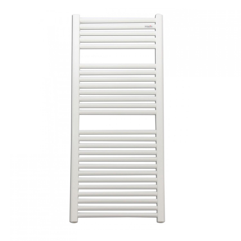 Radiator baie Radox Scala, portprosop, drept, alb, 600 x 1200 mm  + accesorii montaj