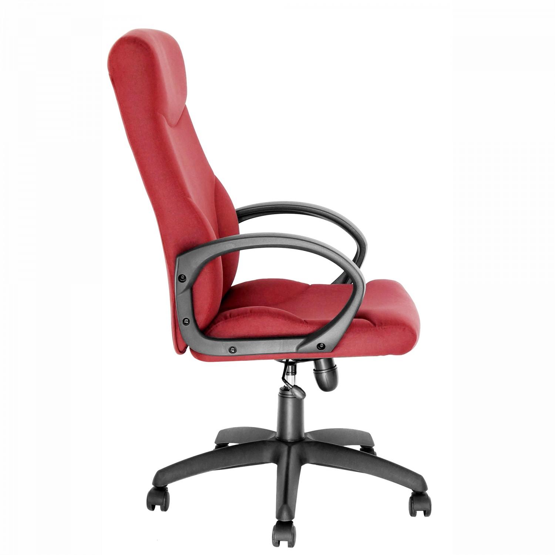Scaun birou directorial Modus rotativ, stofa E13, rosu