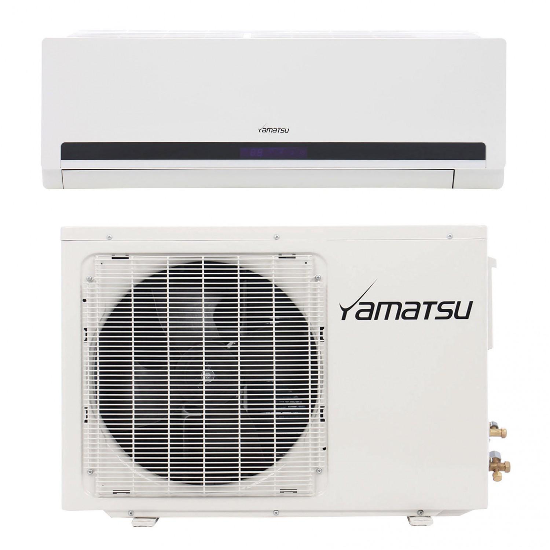 Dedeman Aer Conditionat Cu Inverter Yamatsu 9000 Btu