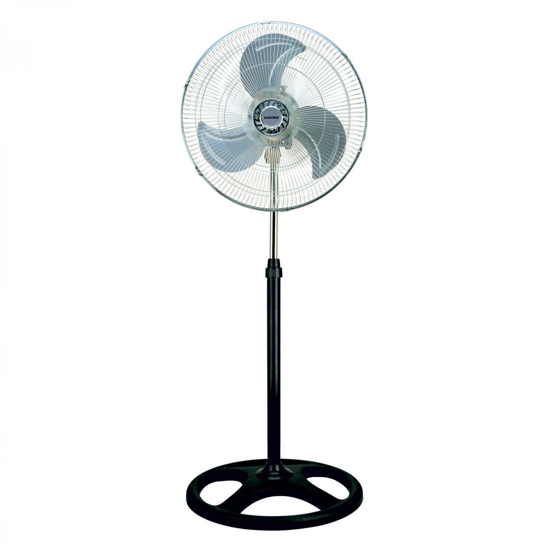 Ventilator cu picior Albatros V45TRIO, 3 in 1, 70 W, 3 viteze, diametru 45 cm, negru cu gri