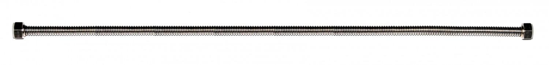 Racord flexibil apa, metalic, 1/2 inch FI-FI,  L 800 mm