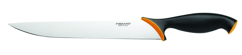 Ustensile pentru gratar, Fiskars 102530, inox, 38 x 13 cm, 2 buc