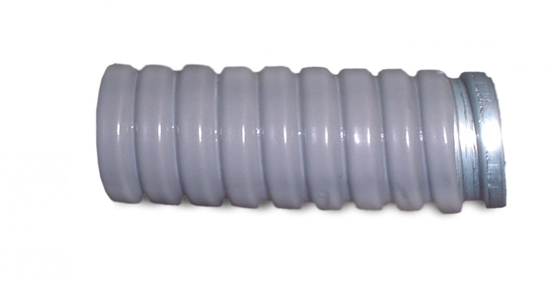 Copex metalic galvanizat izolatie PVC 02-903, 12 mm x 100 m rola
