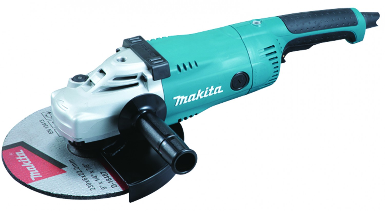 Polizor unghiular Makita GA9020R, 2200 W