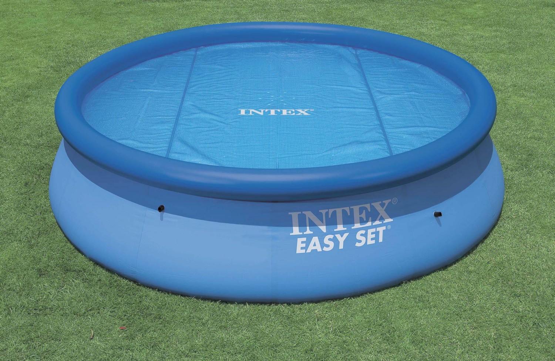 Folie incalzire apa piscina Intex 59953, 366 cm