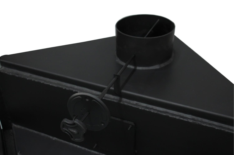 Semineu incorporabil Prity ATC W20 cu boiler 20 kW