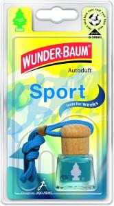Odorizant auto, sticluta, Wunder-Baum Sport