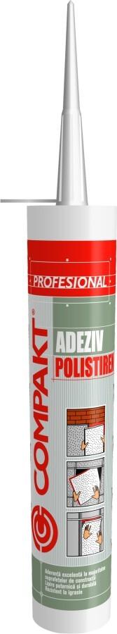 Adeziv pentru polistiren Compakt 280 ml