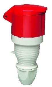 Cupla 32A 3P 230V IP44 330306