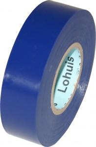 Banda izolatoare Lohuis albastra 19 m x 0.15 mm x 19 mm
