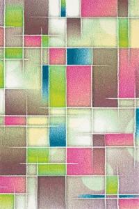 Covor living / dormitor Sintelon Vegas Pop 43 RVR polipropilena dreptunghiular multicolor 200 x 290 cm