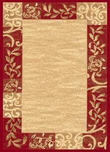 Covor living / dormitor Sintelon Practica 55ECC polipropilena BCF dreptunghiular crem 170 x 240 cm
