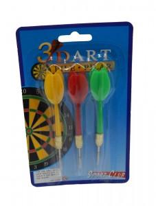 Set 3 sageti pentru Darts