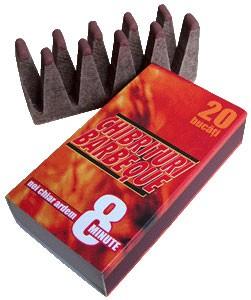 Chibrituri pentru aprins focul Barbeque, 20 buc