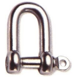 Chei tachelaj drepte, 25 mm, set 2 bucati
