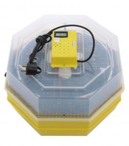 Incubator electric pentru oua, Cleo 5X2 DT, cu 2 dispozitive intoarcere, termometru