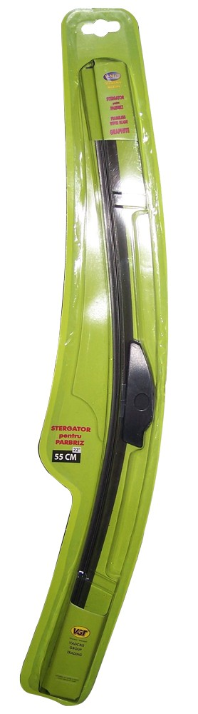 Stergator parbriz V-Max, flexibil, 21 - 53cm, 1 buc