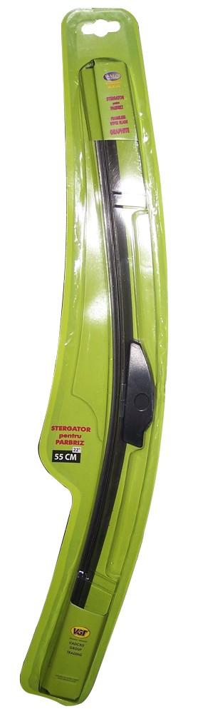 Stergator parbriz V-Max, flexibil, 24 - 60 cm, 1 buc