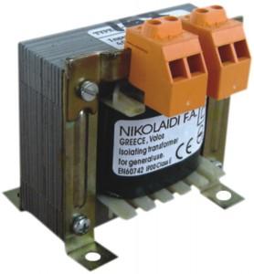 Transformator de tensiune 230 / 24V NikoIaidi 250VA