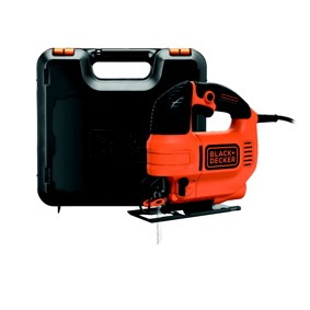 Fierastrau vertical, pendular, Black&Decker KS701PEK-XK, 520 W