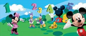 Fototapet copii vlies Disney Mickey Mouse 4-029-VE-XL 208 x 146 cm