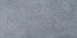 Gresie exterior / interior portelanata Time 6060-0138 gri inchis, mata, 30 x 60 cm