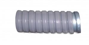 Copex metalic galvanizat izolatie PVC 02-908, 22 mm x 50 m rola