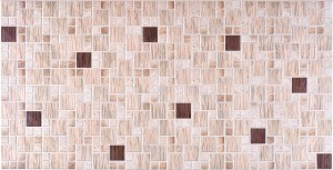 Panou decorativ Mosaic Belfort Oak, PVC, maro, 96 x 48.2 cm, 0.3 mm