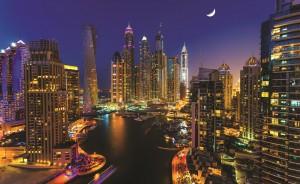 Fototapet duplex Dubai 1672P8 368 x 254 cm