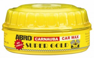 Ceara auto, pentru lustruit caroseria, Abro, 300 g