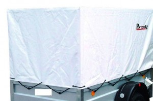Prelata auto inaltatoare, 201 x 107.5 x 85 cm
