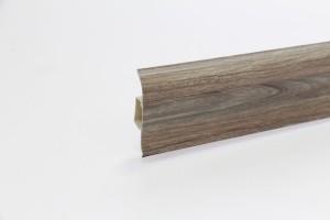 Plinta pvc smart 153 stejar argintiu 2,5 m
