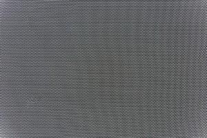 Perdea Miko, poliester, fir de plumb, alb, H 280 cm