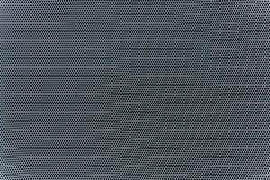 Perdea Miko, poliester, fir de plumb, turcoaz, H 280 cm