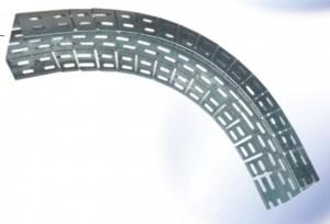 Cot flexibil 12-664, otel galvanizat, 300 x 60 x 0.75 mm