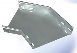 Cot metalic 45 grade 12-625, otel galvanizat, 400 x 60 x 1 mm