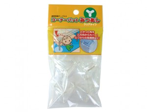 Coltar protector din PVC 288, transparent, grosime 2 mm
